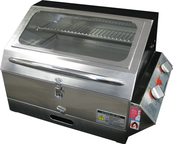 Galleymate 1500 marine barbecues