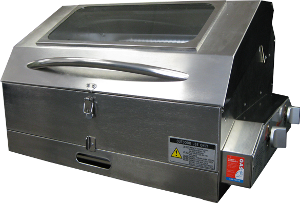 Galleymate 2000 marine barbecues