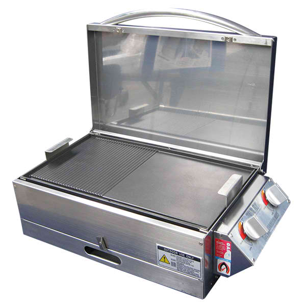 Sizzler low marine barbecues