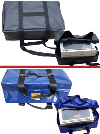SIZZLER DELUXE HIGH LID CARRY BAG INCl GST |