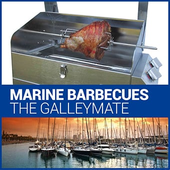 marine barbecues - the galleymate