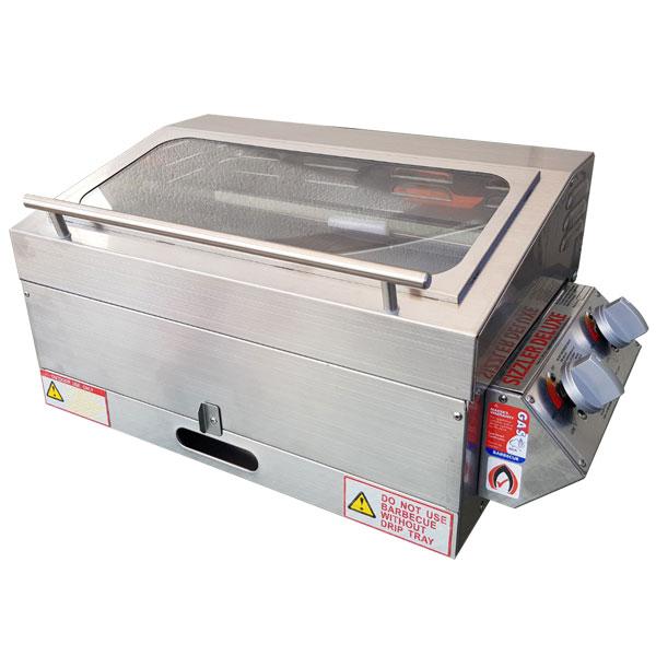 Sizzler Deluxe High Lid (2 burner) |